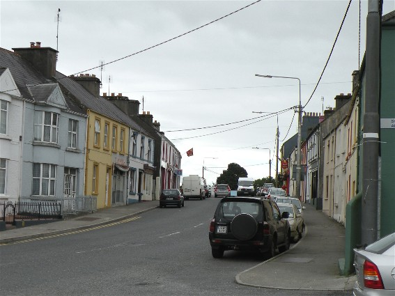 Abbey St, Ballyhaunis, Co Mayo