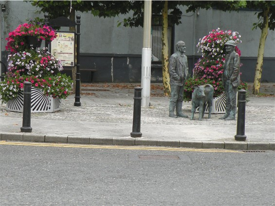 The Square, Ballyhaunis, Co Mayo