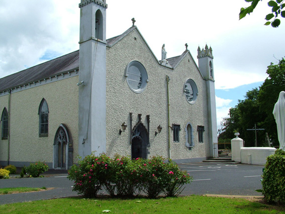 friary church Ballyhaunis