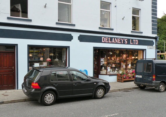 Delaney's Hardware - Bridge Street