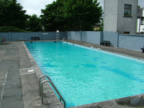 Ballyhaunis Swimming Pool
