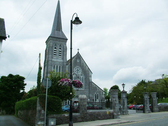 St Patricks Church Ballyhaunis